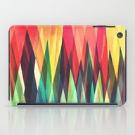 Mountain Sunset iPad Case