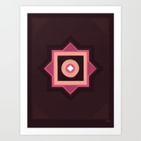 Accidental Lakshmi Art Print