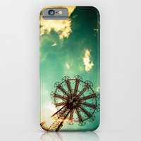 iPhone & iPod Case featuring Catch The Wind by Phil Provencio