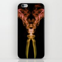 Smoke Photography #26 iPhone & iPod Skin