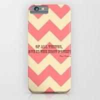Chevron Love iPhone 6 Slim Case