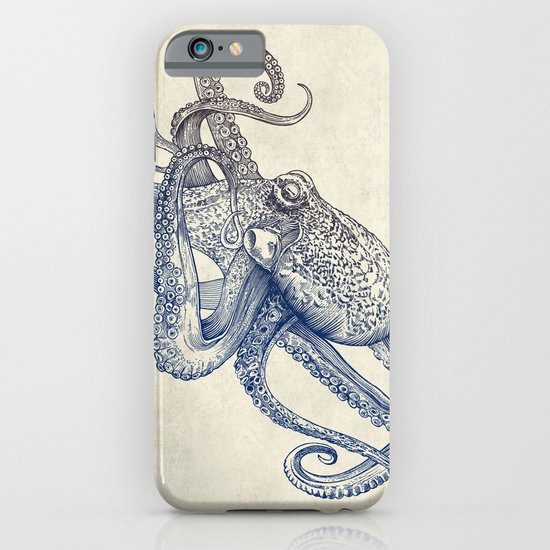 Octo Flow iPhone & iPod Case