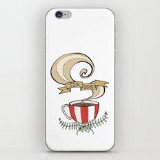 Tea Love iPhone & iPod Skin