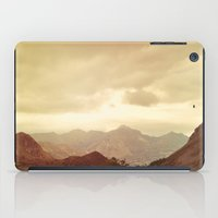 Mountains (01) iPad Case