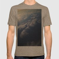 To fix is to create.  Mens Fitted Tee Tri-Coffee SMALL