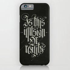Is This Illusion Or Reality? Slim Case iPhone 6s