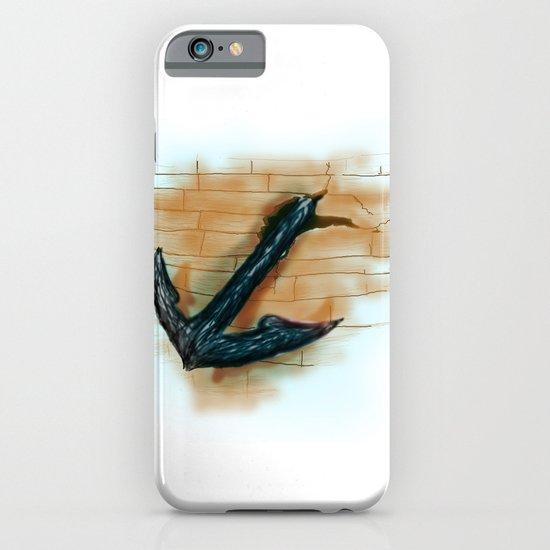 achor broken the ship iPhone & iPod Case