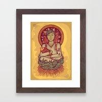Ebisu Framed Art Print