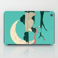 Did You See The Whale In… iPad Case