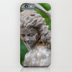 Backyard Statue iPhone 6 Slim Case