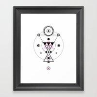 Modern Alchemy M2 Framed Art Print