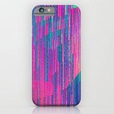 reign of glitch iPhone 6 Slim Case