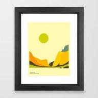 YOSEMITE NATIONAL PARK, … Framed Art Print