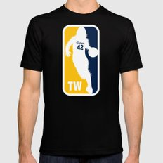 Beacon Town's MVP SMALL Mens Fitted Tee Black