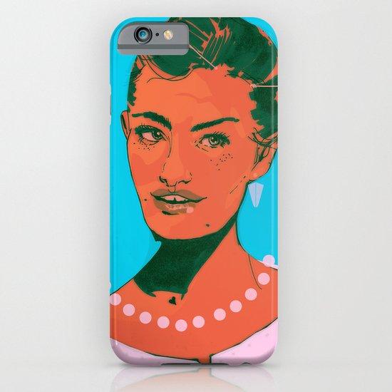 Here I Am iPhone & iPod Case