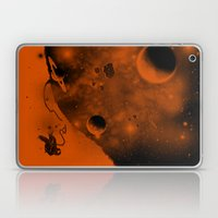 Lost in Negative Space Laptop & iPad Skin