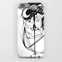 plumb line iPhone 6 Slim Case