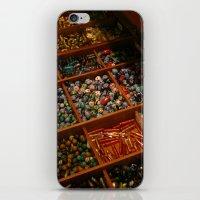 Venice Glass iPhone & iPod Skin