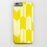 Yellow  Boho Arrows iPhone 6 Slim Case