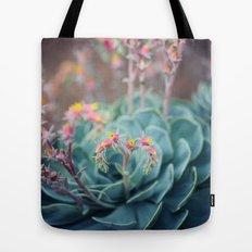 Echeveria #1 Tote Bag