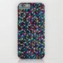 Stardust Geometric Art Print. iPhone & iPod Case