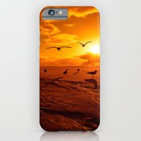 iPhone & iPod Case featuring The Pilgrimage by dTydlacka