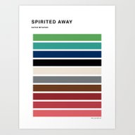 The Colors Of - Spirited… Art Print
