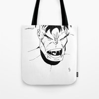Hulk - You Wouldn't Like… Tote Bag