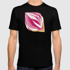 Icecream SMALL Mens Fitted Tee Black