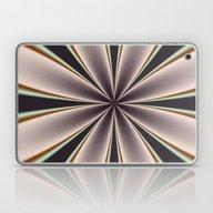 Fractal Pinch In BMAP02 Laptop & iPad Skin