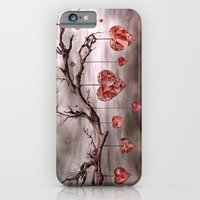 iPhone & iPod Case featuring The new love tree by teddynash