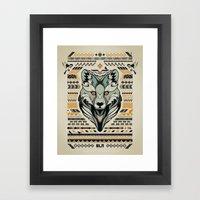 BLN Framed Art Print