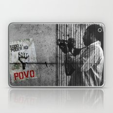 Shot Laptop & iPad Skin