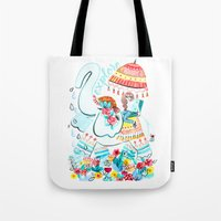 Explore Thai Elephant Travel Tote Bag
