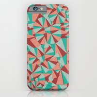 iPhone Cases featuring Marsala Pattern by Danny Ivan