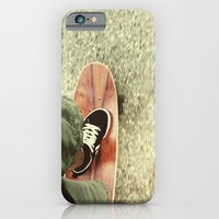 iPhone & iPod Case featuring the way home by Greg Koenig