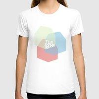 community T-shirts featuring Community by Scott Erickson