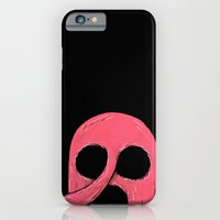 iPhone Cases featuring Mystery Xmas Exchange No:1 by FAMOUS WHEN DEAD