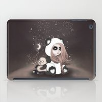 Find the place you call home among the stars iPad Case
