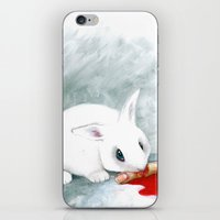can i finish? iPhone & iPod Skin
