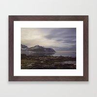 Lofoten I Framed Art Print