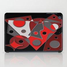 Abstract #321 iPad Case