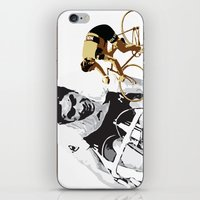 cycling legend Eddy 'The Cannibal' Merckx iPhone & iPod Skin