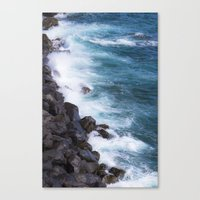 Atlantic Canvas Print