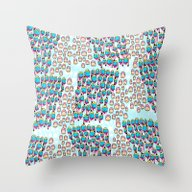 Manicure Throw Pillow