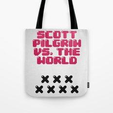 Scott Pilgrim vs. The World Tote Bag
