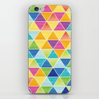 Triangle iPhone & iPod Skin