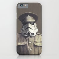 iPhone & iPod Case featuring Sgt. Stormley  by Terry Fan