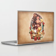 Laptop & iPad Skin featuring Till The Last Petal Fall… by Tim Shumate