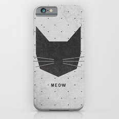 MEOW iPhone 6 Slim Case